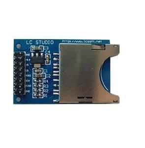 MW SD Card Module Slot Socket Reader for Arduino ARM MCU Read and Write