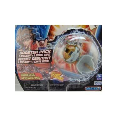 Bakugan Battle Brawlers Booster Pack Gray Stinglash