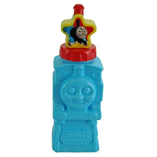 WeGlow International Thomas the Train Squeeze-n-Sip Bottle - 1