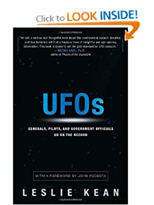 UFOs Generals Pilots, and Government Officials Go on the Record - Leslie Kean