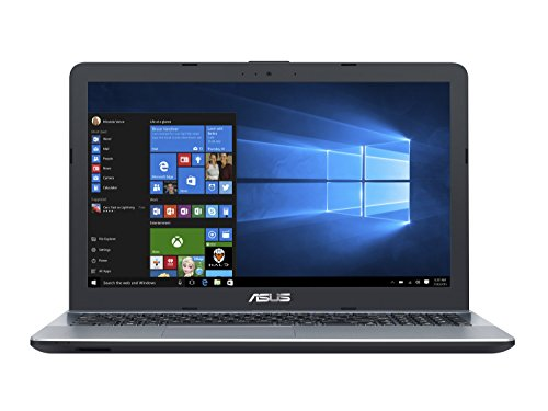 "Asus X541UV-XO113T Notebook da 15.6"" HD LED, Intel Core i7-6500U, RAM 4 GB, Hard Disk 1 TB, Argento"