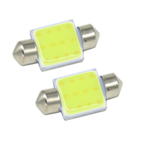 Generic High Quality Car Led Stying Lighting C5W Festoon Cob 12 Chips 31Mm Color White