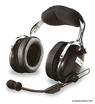 Flightcom Classic Active Noise Reduction (ANR) Aviation Headset