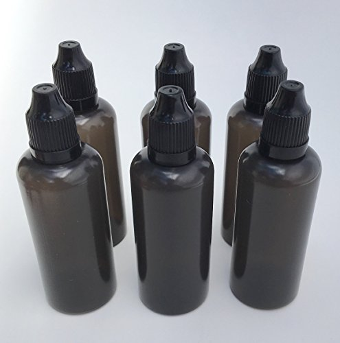 u-need-a-bottle-6-pack-2-oz-dark-black-plastic-bottle-60-ml-bpa-free-ldpe-pe-easy-squeeze-liquid-dro