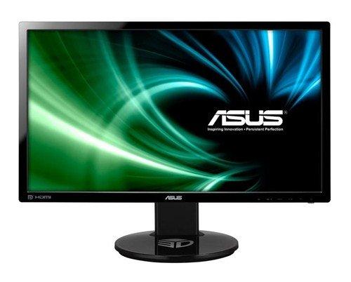 ASUS ゲーミングモニター24型フルHD / 1ms  / 144Hz / 昇降・ピボット機能対応 / Displayport×1,HDMI×1,DVI-D(デュアルリンク)×1 / 3年保証 VG248QE