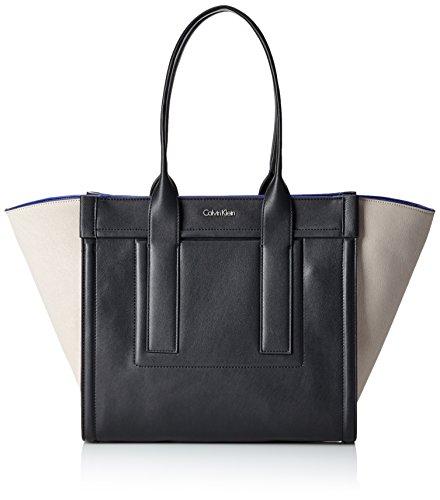 calvin-klein-jeans-womens-mirj4n-large-tote-top-handle-bag-black-schwarz-black-fungi-electric-904-90