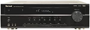 Sherwood RD-7405 2-Zone 7.1-Inch Receiver with HDMI Switching and HD Radio (Black)