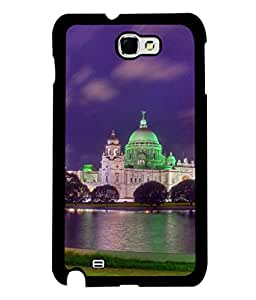 printtech Angel Dome Building Back Case Cover for Samsung Galaxy Note 2::Samsung Galaxy Note 2 N7100