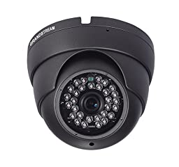 Grandstream GXV3610_FHD Dome HD IP Camera, 3.1 megapixel, Progressive Scan, CMOS image sensor, 1080p Resolution