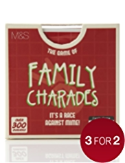 The Game of Family Charades