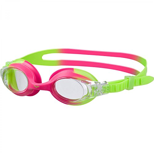 Arena Kinder Schwimmbrille X-Lite, green_pink,clear,