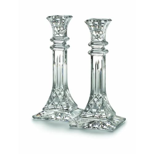 Waterford Lismore 10-Inch Candlestick Pair