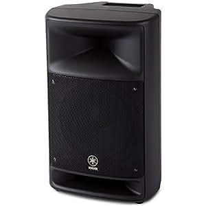 Yamaha msr250 200watts powered speaker for Yamaha powered speakers review