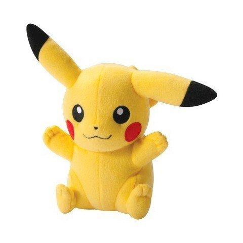 Pokemon-Small-Plush-XY-Pikachu-TRG