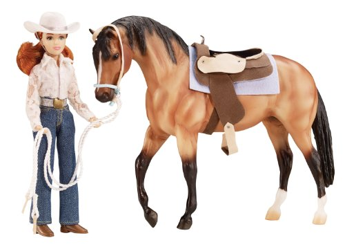 New Breyer Lets Go Riding Western