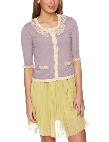 Darling Shona Women's Cardigan Lilac Size 10