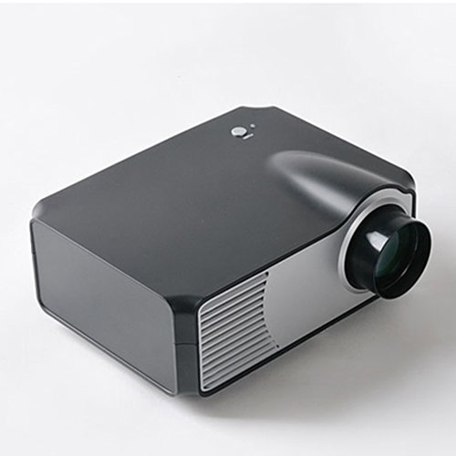 Lightinthebox Vga 2D/3D Lcd Projector With Hdmi Input (Led-2)Home Video Movie Theater Mini Projectors