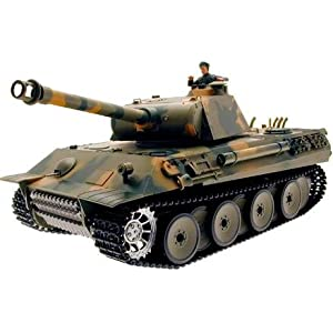 German Panther 1/16 Radio Remote Control RC Airsoft Battle Tank Marui OEM