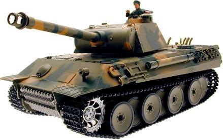 German Panther 1/16 Radio Remote Control RC Airsoft Battle Tank Marui OEM