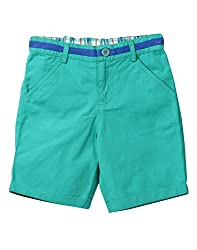 Beebay Green Short With Twill Tape (B0515120203716_Green_10Y)