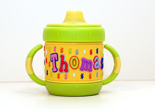 Personalized Sippy Cup: Thomas front-747437