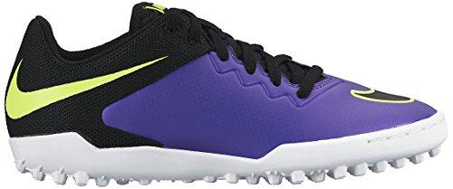 Scarpe Nike bambino piede palla Jr Pro HypervenomX TF 749924, Viola (lilla), 37.5