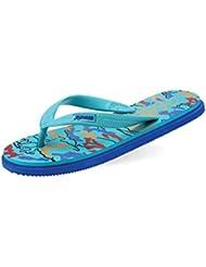 Relaxo Bahamas Men's T Blue Flip Flops And House Slippers (BH-33)