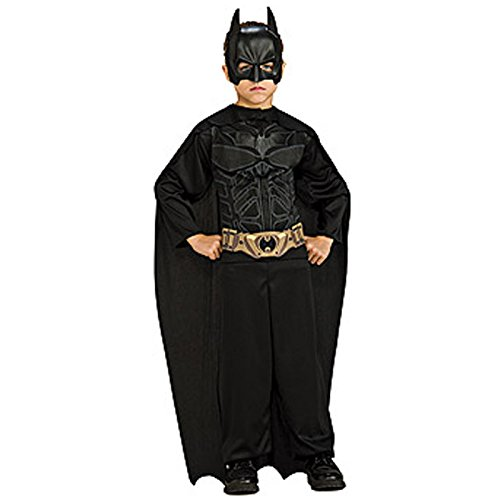 The Dark Knight Trilogy Child's Batman Costume with Mask and Cape