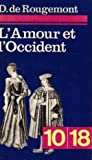 img - for L'Amour et l'Occident book / textbook / text book