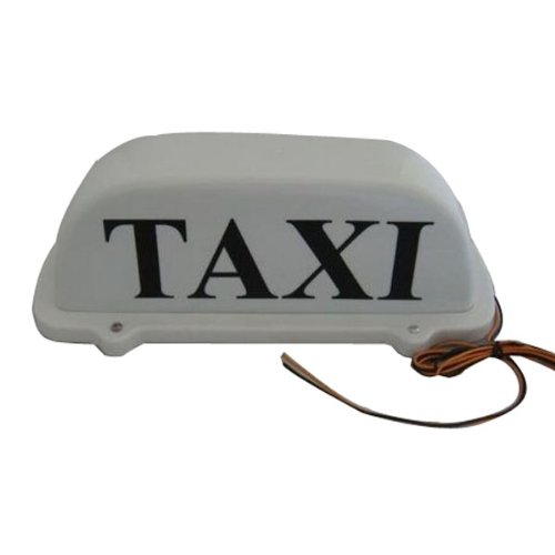 MaxSale Taxi Cap Roof Top Light Waterproof Indicator Lights Car Magnetic Lamp