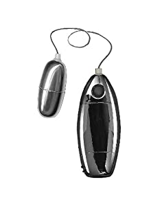 Synergy Erotic Perfect Touch Excite-Her Mega Bullet, Black