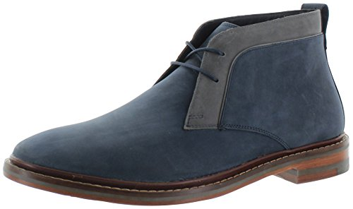 Cole Haan Cambridge Men's Chukka Desert Boots Leather Blue Size 9 (Cambridge Cole Haan compare prices)