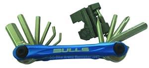 Werkzeug BULLS 18 Funktionen sw from Bulls