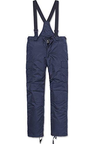 Brandit-Pantaloni termici uomo, Pantaloni Cargo-Pantaloni da sci Snowboard neve-Pantaloni invernali