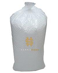 Happie Shop TM 100 Gms Bean Bag Refill - Grade A Premium Quality Beans For Bean Bags