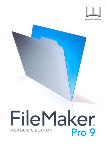 Filemaker Pro 9.0, Education Edition