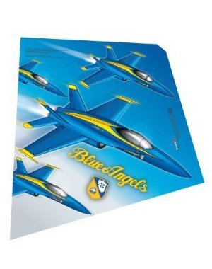 23 SkyDiamond Blue Angels Poly Kite""