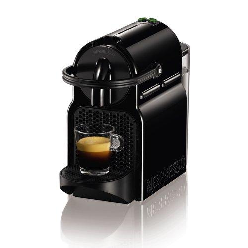 【Amazon.co.jp限定】ネスプレッソ コーヒーメーカー イニッシア ブラック D40BK