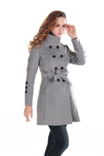 Collection Wool Trench Coat Womens Pictures - Reikian