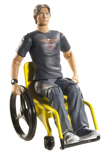 Buy Low Price Mattel James Cameron's Avatar RDA Jake Sully with Shaggy hair Action Figure (B002SNA8TU)
