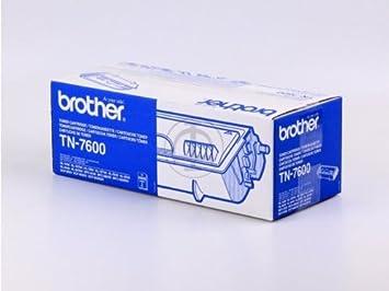 Brother Hl 5040 Tn 7600 Original Toner Black 6500