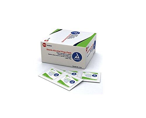 Dynarex-1113-Latex-Free-Sterile-Alcohol-Prep-Pad