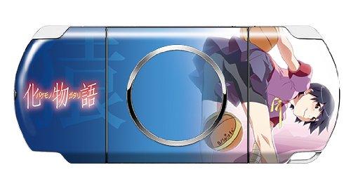 デザスキン 化物語 for PSP-3000 デザイン3 神原駿河