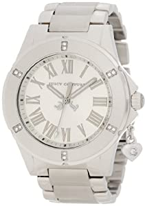 Juicy Couture Women's 1900893 Rich Girl Stainless Steel Bracelet Watch