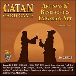 Catan: Artisans & Benefactors Expansion