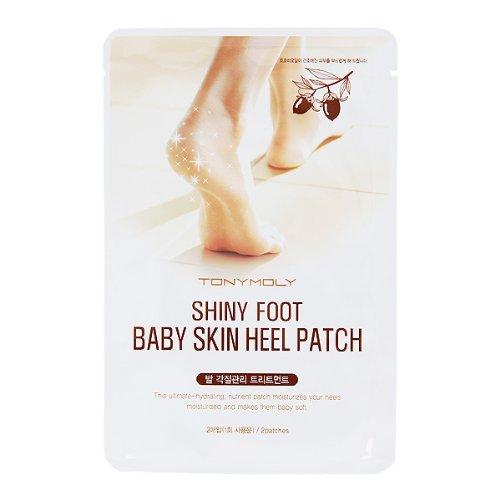 Shiny Foot Baby Skin Heel Patch シャイニー フット ベビー肌 カカト パッチ
