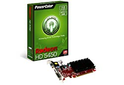 PowerColor HD5450 2GB Graphic Card