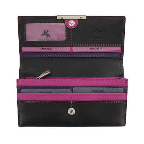 Visconti Soft Leather Rio Ladies Purse Style R11