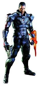 [UK-Import]Mass Effect 3 - Commander Shepard Action Figure