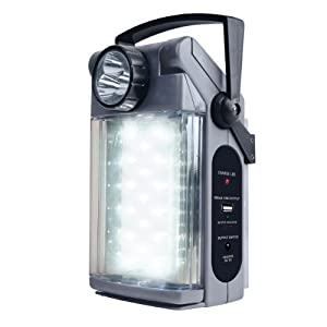 Wagan EL2230 Solar Powered Outdoor Lantern